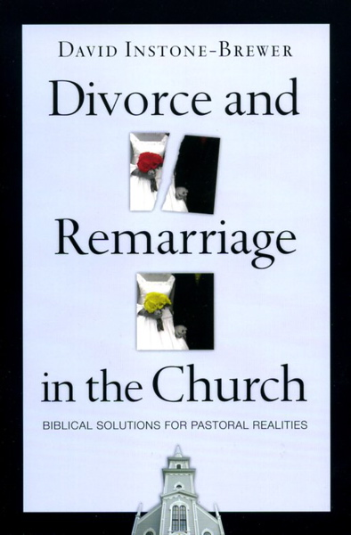 the issue of divorce and remarriage To understand the biblical teaching on divorce and remarriage that's why he had to address the divorce issue in matthew 19:3-12 as well.