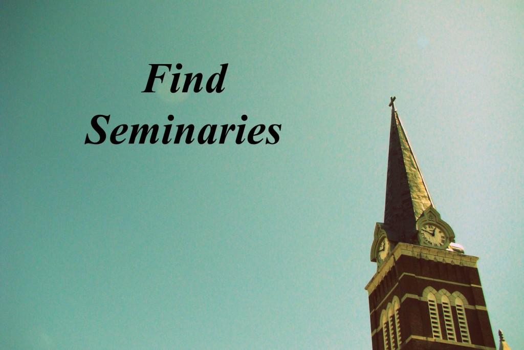 Find Seminaries